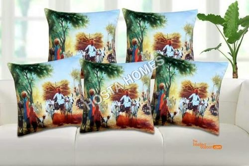 Attractive Printed Cushion Covers