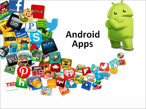 Android Apps Services