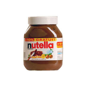 Nutella Peanut Butter Chocolate