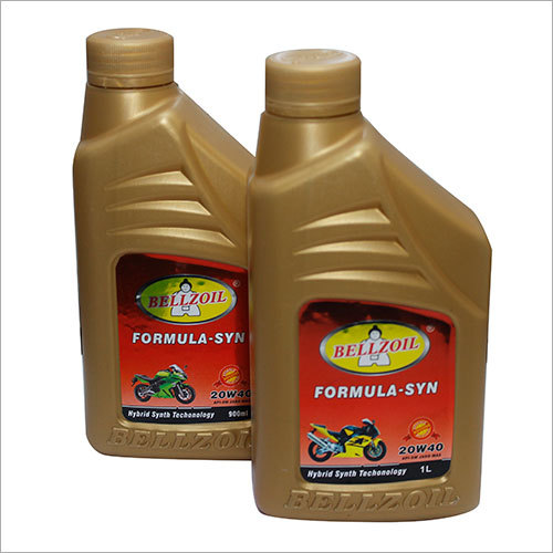 Two Wheeler Lubricant Oil