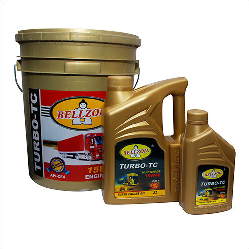Turbo TC 15w40 cf4 Engine Oil