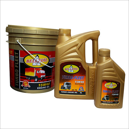 Turbo Fleet Engine Oil