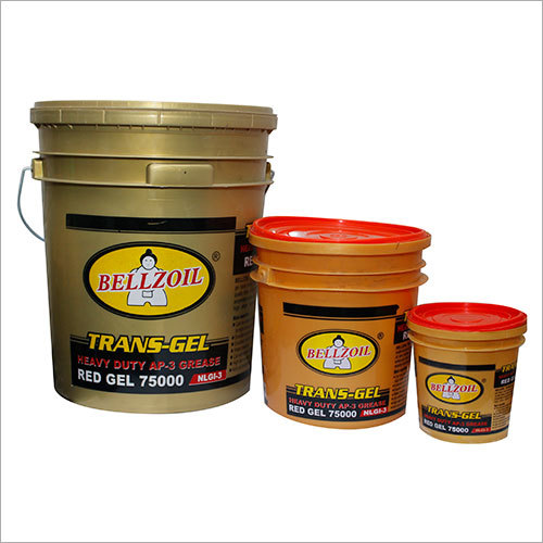 Red Gel 75000 Lubricating Grease