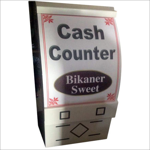 Cash Counter display board