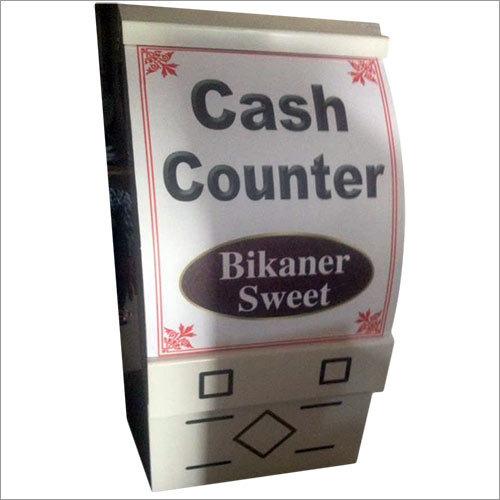 Cash Counter display board