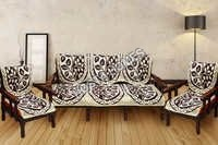 KC LEAF DESIGN SOFA COVERS