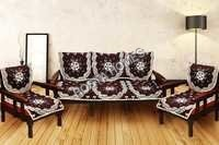 DESIGNER POLY COTTON / VELVET SOFA COVERS