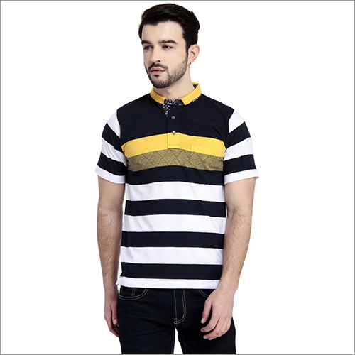 Men's Polo Cotton T-Shirt
