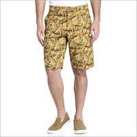 Men's Printed Short