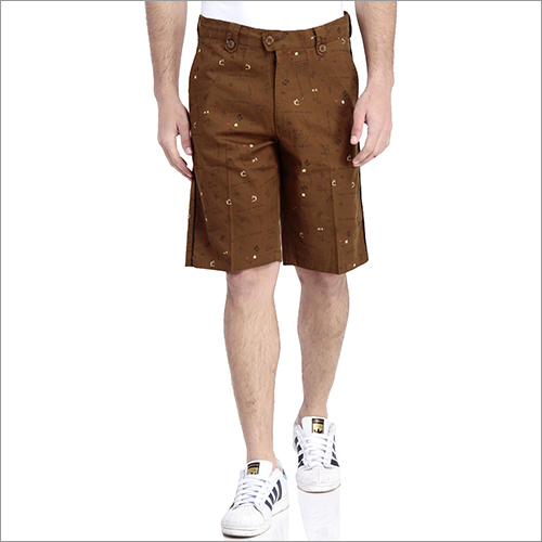 Men's Solid Shorts