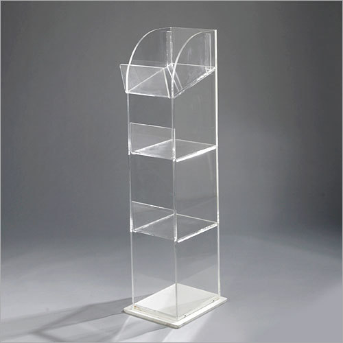 Acrylic Brochure and Magazine Stands