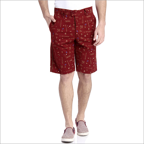Men's Designer Bermuda Short