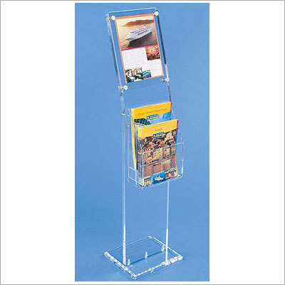 Clear Acrylic Display Stand