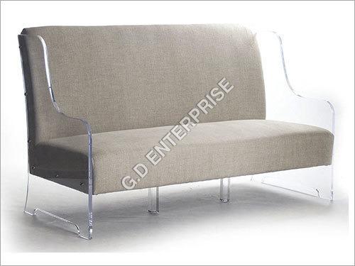 Acrylic Sofa