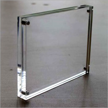 Acrylic Photo Frame Block