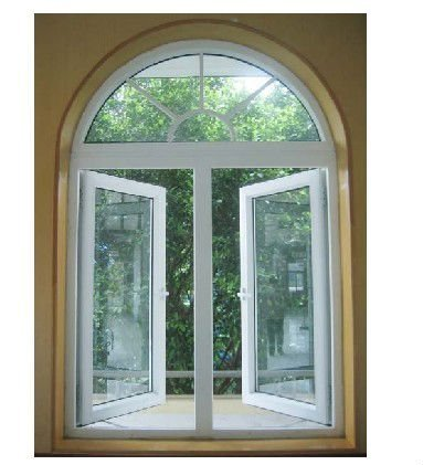 Arched Casement Window