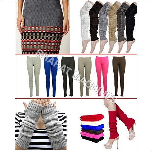 Woolen Kurti Leggings & Legs Wear Machine