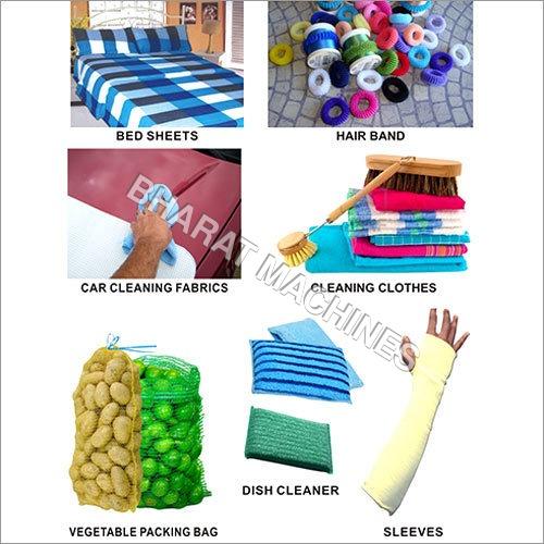 Knitting Machine for Fabric