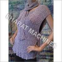 Girls Wear  Knitting Machine