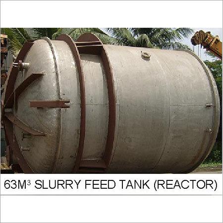 Feed Tank (Reactor)