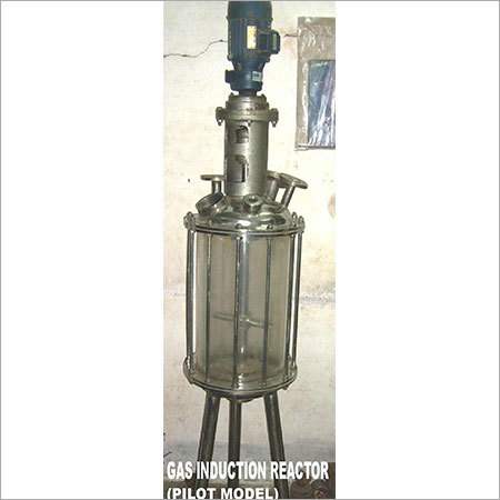 Gas Induction Reactor