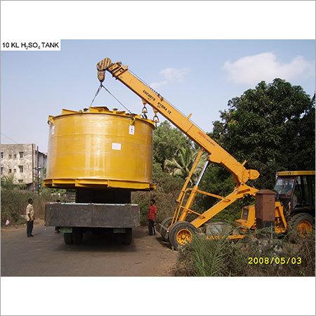 10 KL H2SO4 Metal Tank