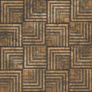 Metallic Copper Vitrified Floor Tiles