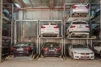 Car Parking Lift System
