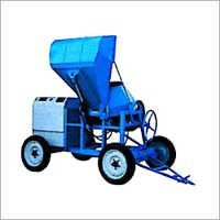Heavy Duty Hydraulic Hopper