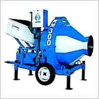 Reversible Drum Mixer Machine
