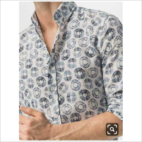 Cotton Printed Shirting