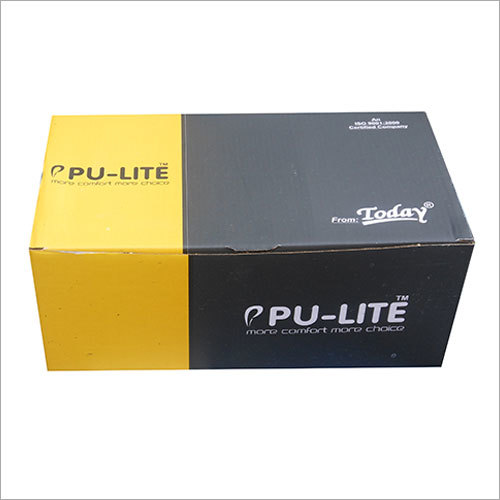 Mens Footwear Corrugated Box