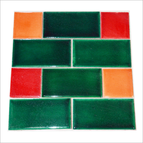 Color Mosaic Tiles
