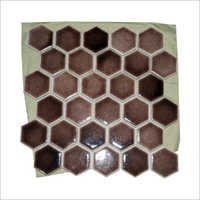 Brown Mosaic Tiles