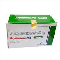 Cyclosporine Capsules