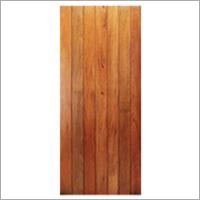 Wooden Plain Door