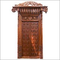 Panel Wooden Door
