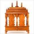 Decorative Wooden Mandir