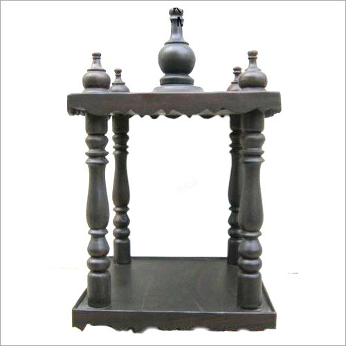 Rosewood Single Moorthy Wooden Mandir