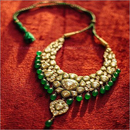 Rajasthani Kundan Necklace