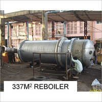 337m2 Reboiler