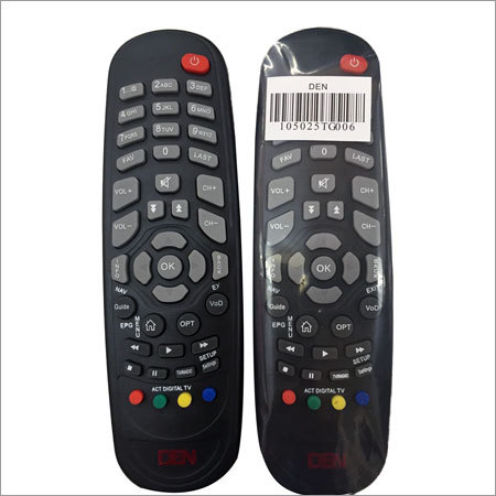 Den TV Remote Control