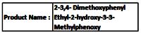 2-3,4- Dimethoxyphenyl Ethyl-2-hydroxy-3-3- Methylphenoxy
