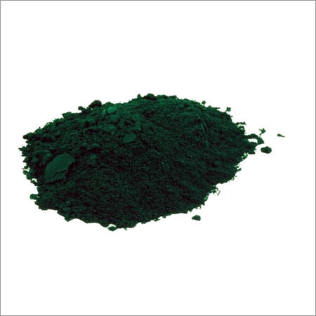 Green Pigment Powder