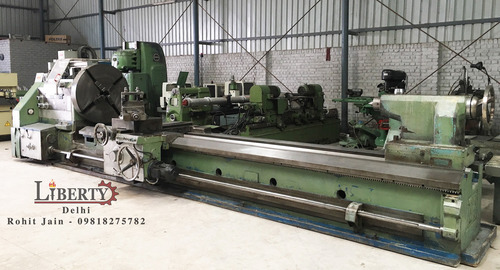 Broadbent Heavy Duty Lathe Machine