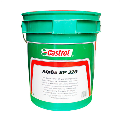 Castrol Alpha Gear Oil