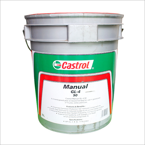 Castrol Manual Gear Oil