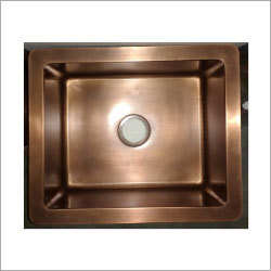 Undermount Copper Kitchen Sink