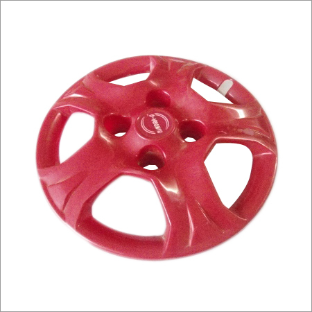 E-Rickshaw Wheel Cap