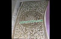 Designer Embroidered Backdrop Panels